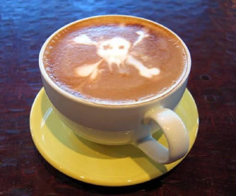 Студенты оказались вреанимации, приняв 100-кратную дозу кофеина