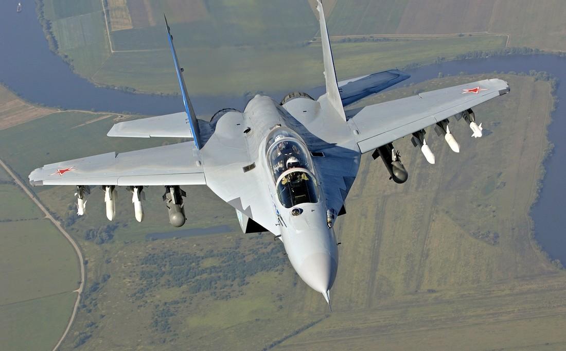 Путин о«МиГ-35»: это действительно привлекательная, уникальная машина