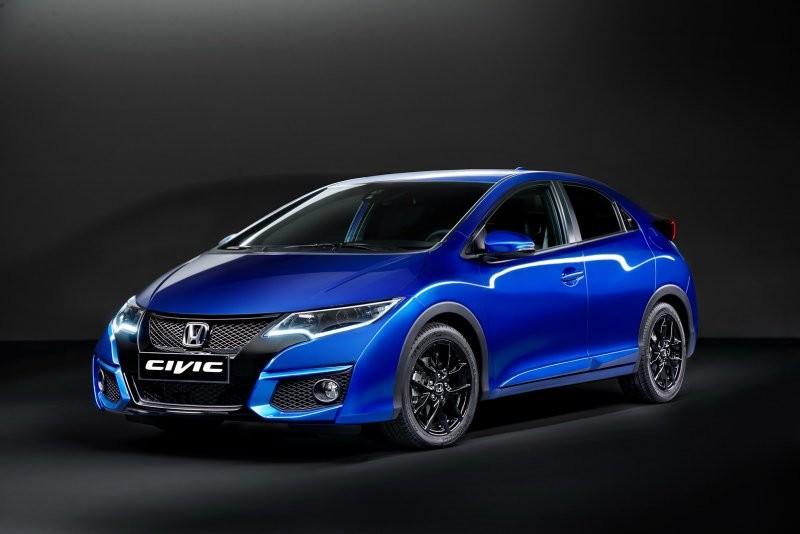 Хонда раскрыла детали оCivic десятого поколения дляЕС