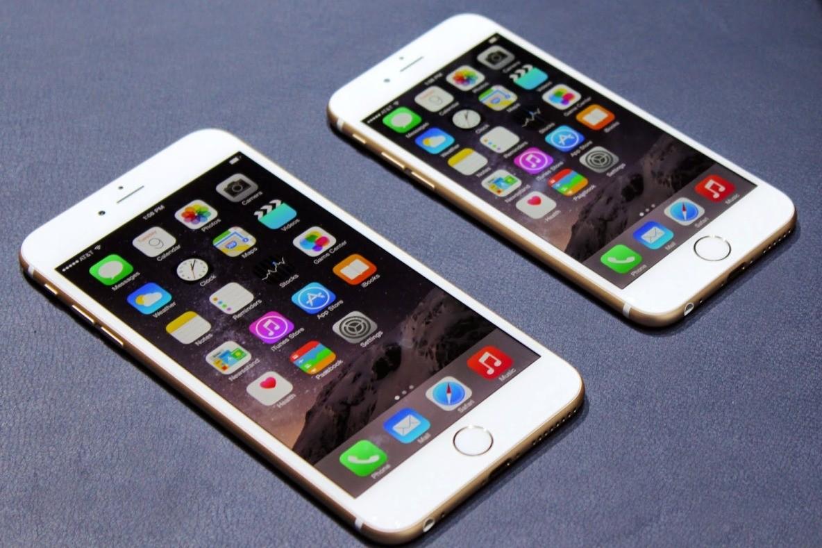 Apple заняла 2 место попродажам телефонов в Российской Федерации
