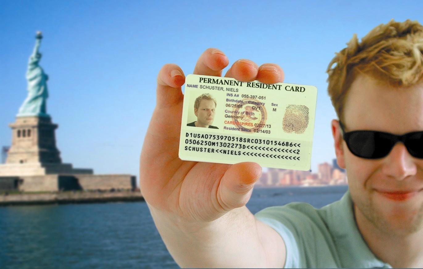 В государственной думе предлагают сделать русские грин-карты