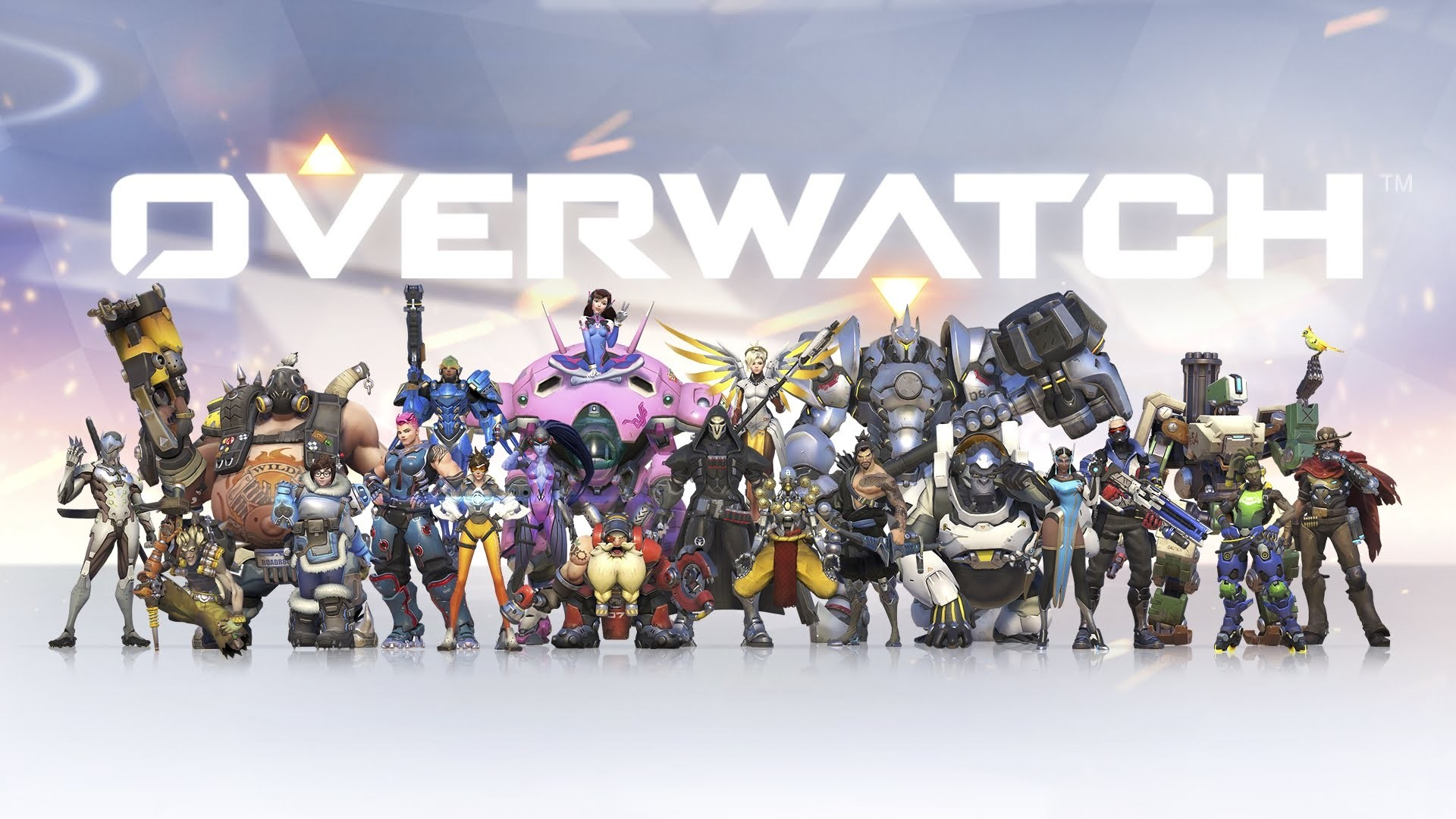 Число игроков платной версии Оverwatch достигло 25 млн человек