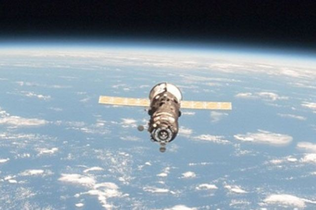 Космический корабль «Прогресс МС-03» приняли решение затопить 31января