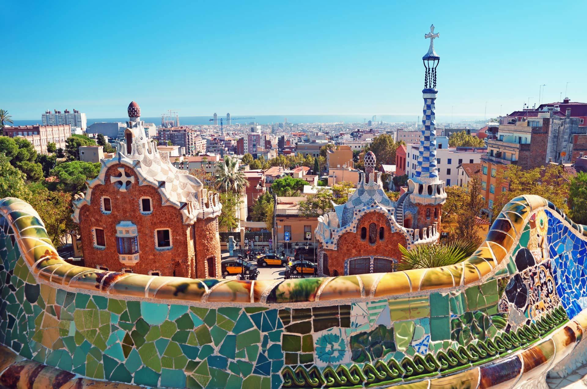 Барселонские власти ввели запрет наоткрытие новых отелей вцентре города