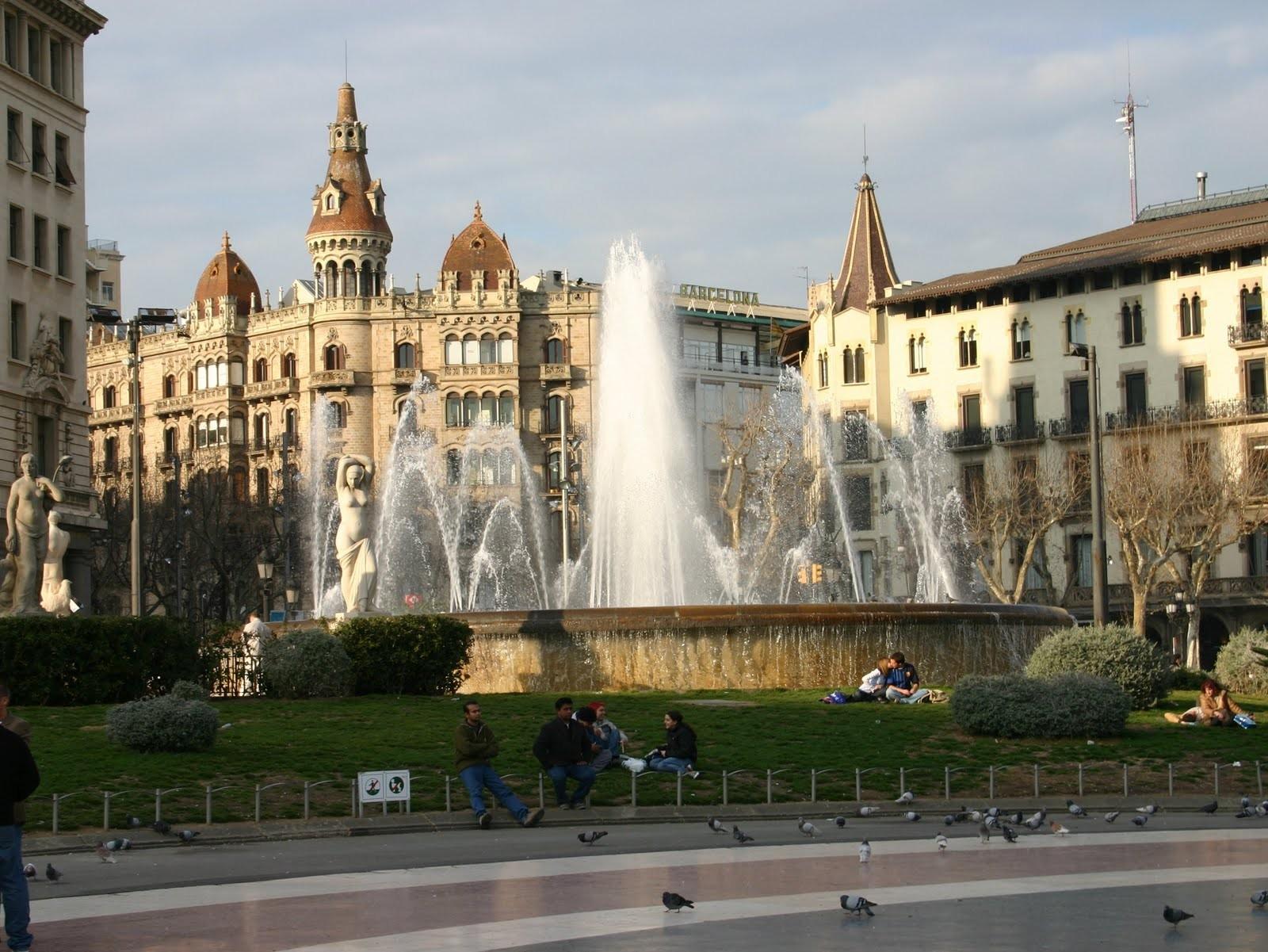 Барселона желает запретить строительство новых отелей, чтобы снизить количество туристов