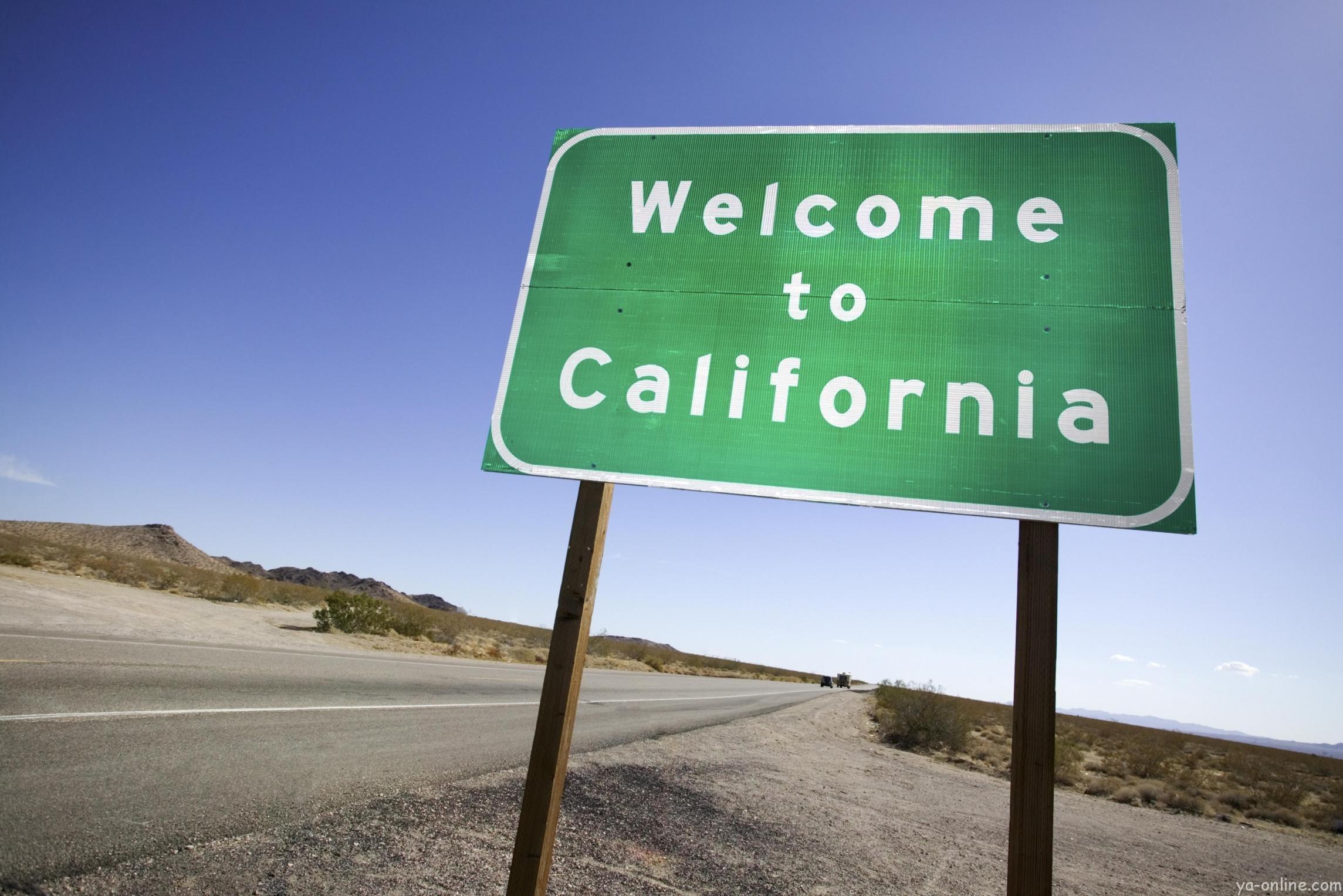 Калифорния официально собирает подписи для отделения отСША