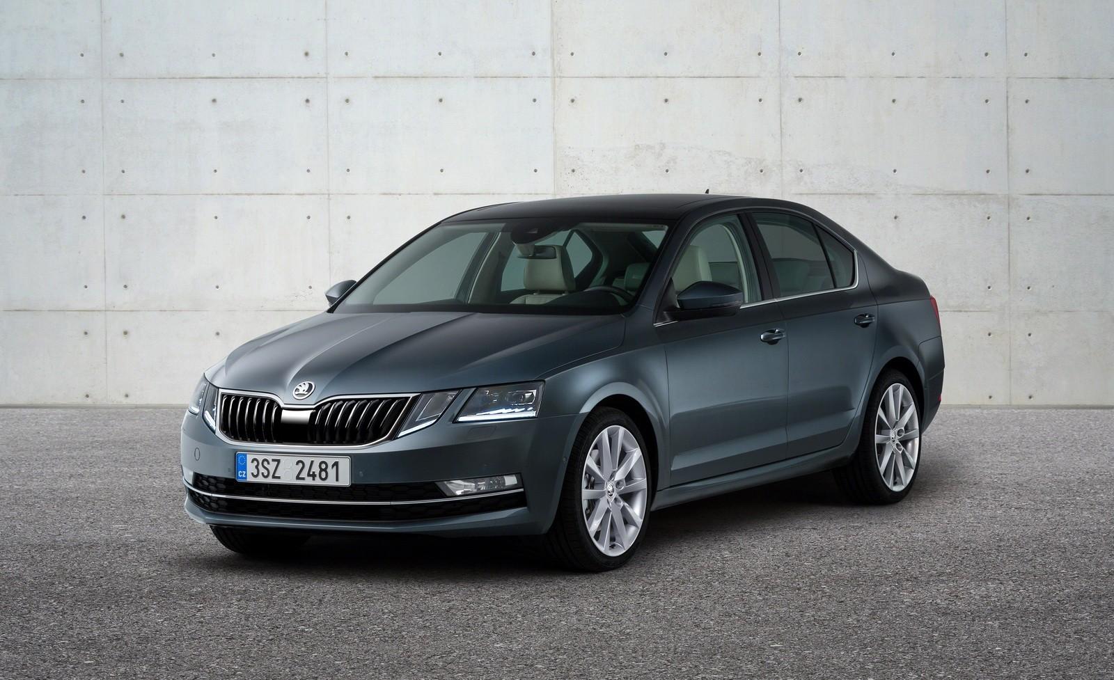Немцы назвали Шкода Octavia лучшим автомобилем года