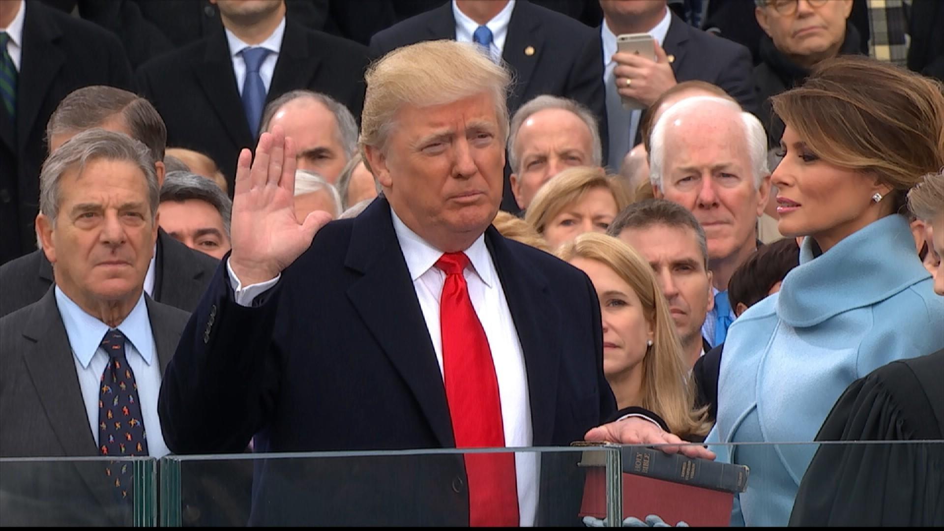 Трамп подпишет указ ореорганизацииВС США