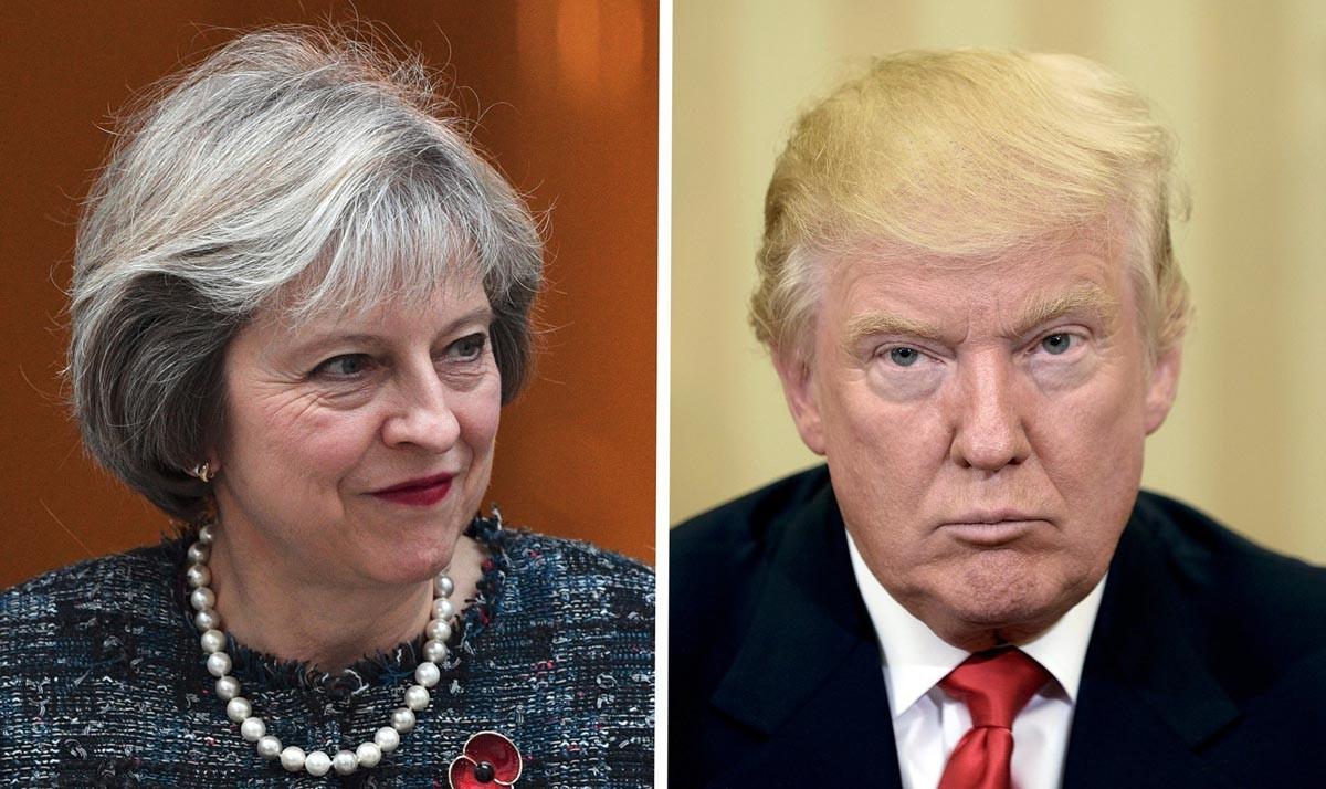 Трамп: Говорить оснятии санкций против РФ заблаговременно