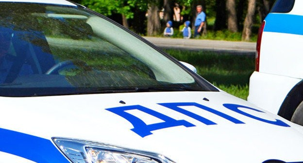 ВИнгушетии ищут правонарушителя, обстрелявшего патрульную машину