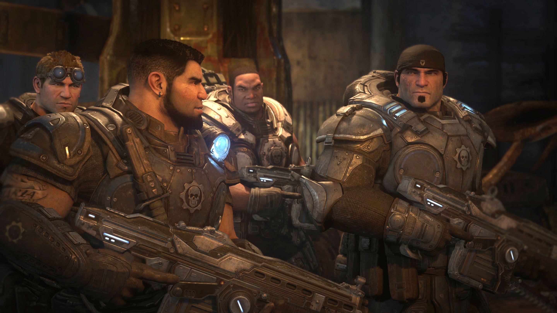 Игру Gears ofWar 4 доукомплектовали кроссплатформенным мультиплеером