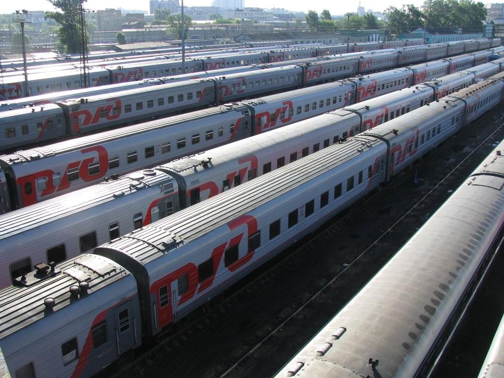 РЖД вобход Украины пустит 240 поездов