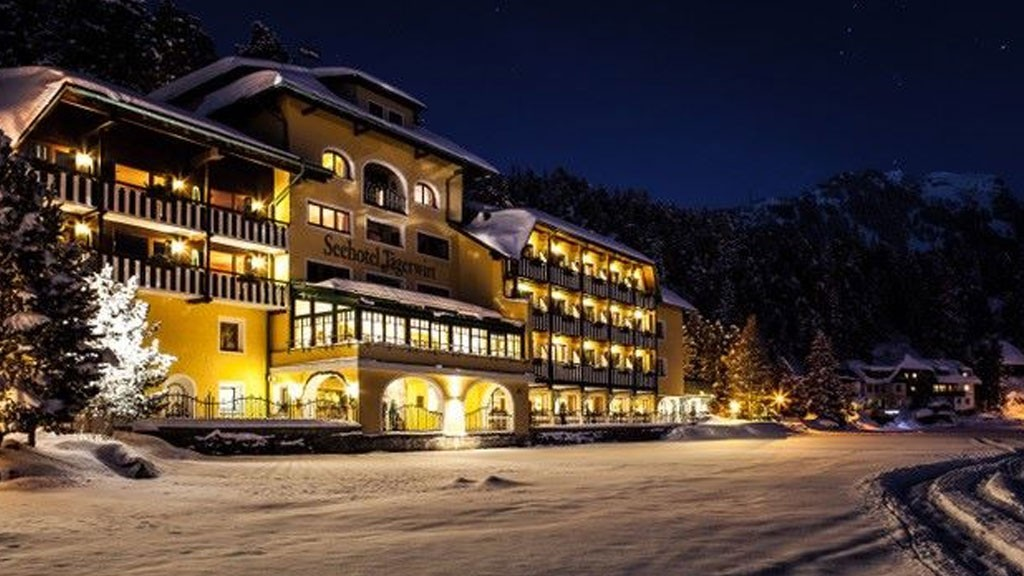 ВАвстрии хакеры захватили отель