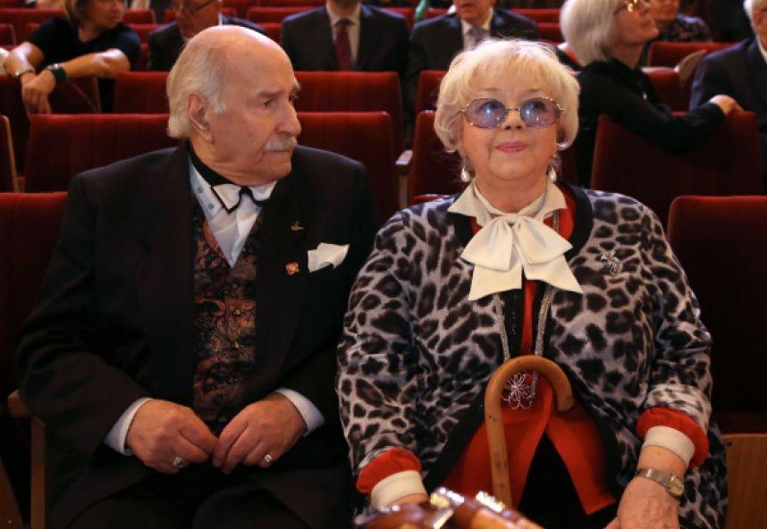 Сегодня скончалась Иветта Капралова, вдова Владимира Зельдина