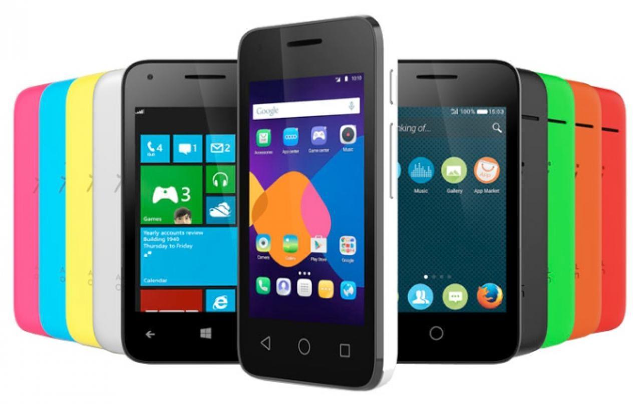 Alcatel анонсирует наMWC 2017 5 телефонов, один изкоторых модульный