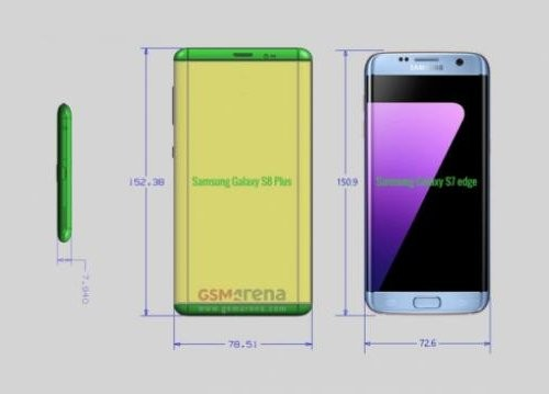 Обнародованы новые детали о Самсунг Galaxy S8