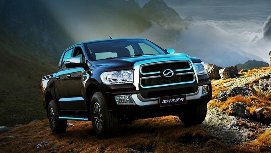 Стартовали продажи китайского клона Toyota Tundra