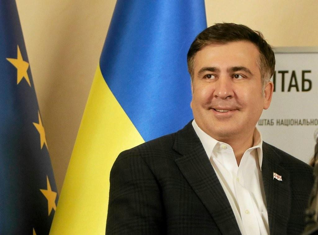 Саакашвили обвинил Порошенко вотравлении детей