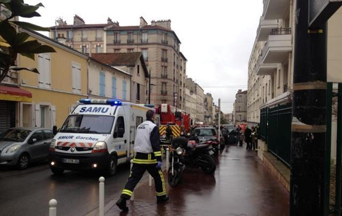 Взрыв прогремел нафабрике впригороде Парижа