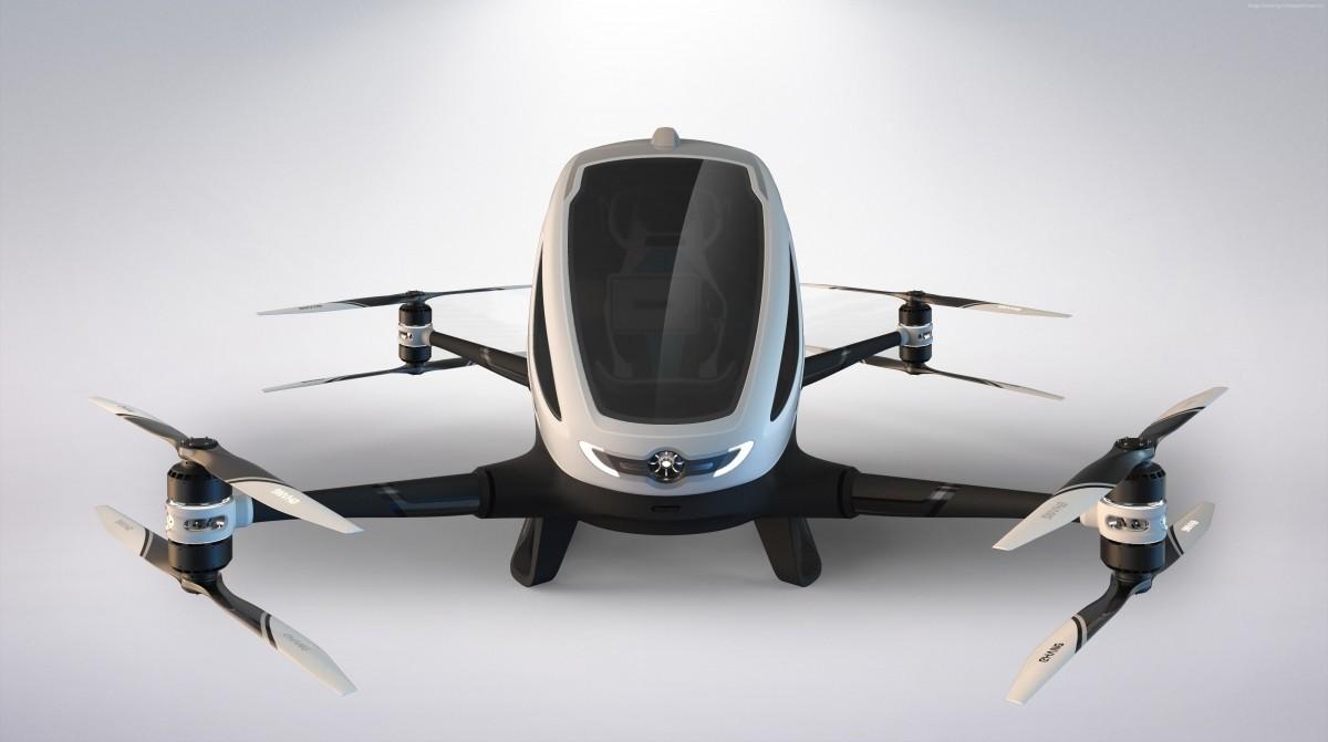 Создан 1-ый летающий автомобиль вмире