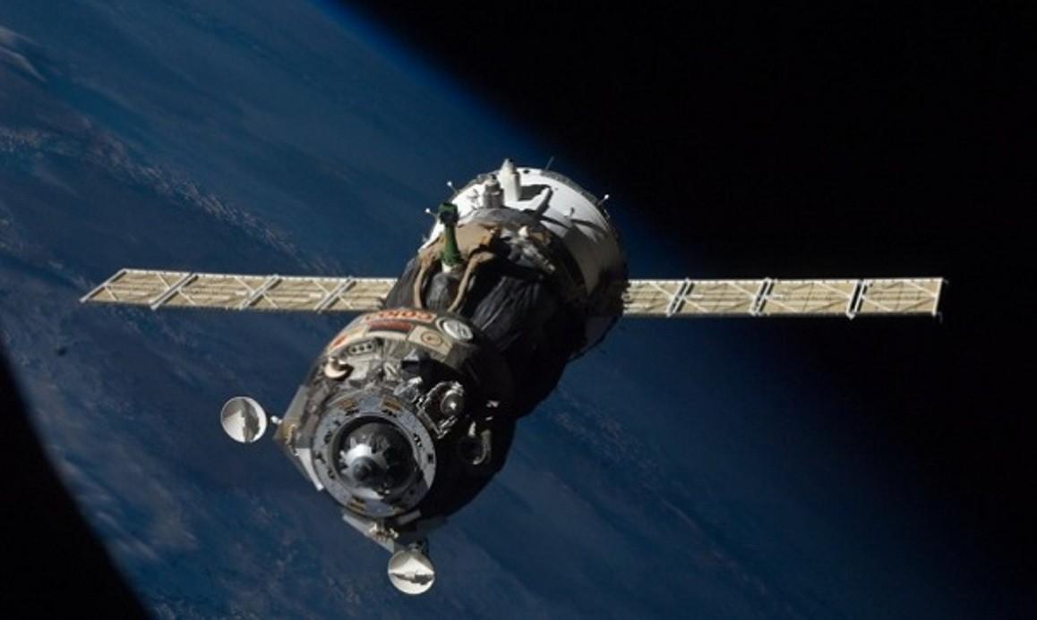 Грузовой космический корабль «Прогресс МС-03» затоплен вТихом океане