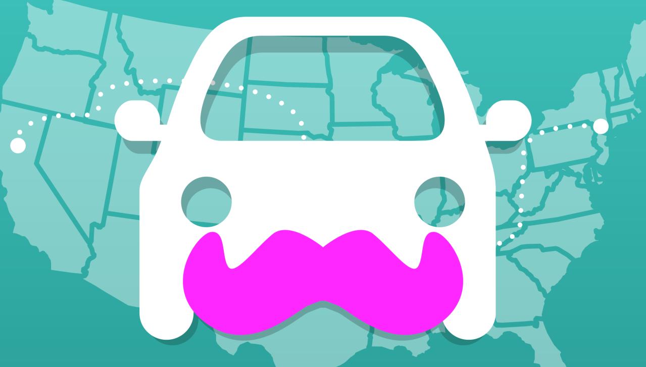 Сервис заказа такси Lyft обошел Uber поколичеству скачиваний вAppStore