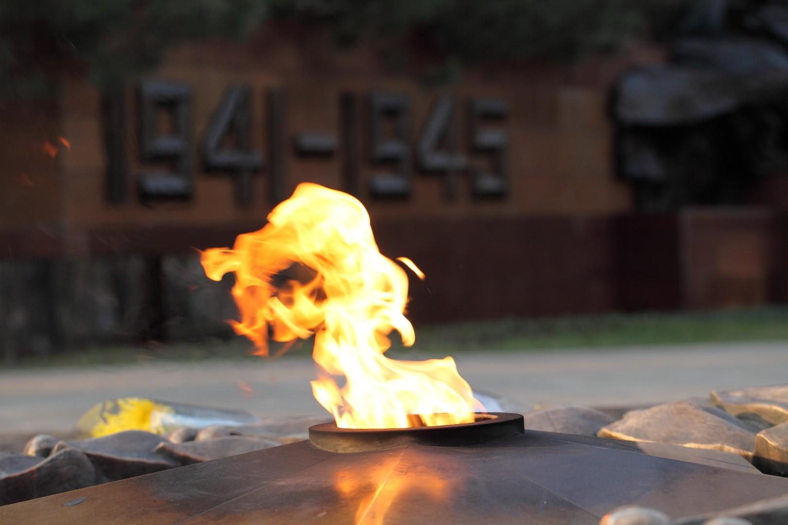 Дело возбуждено вотношении студента, танцевавшего у бессрочного огня вПодмосковье— СКР