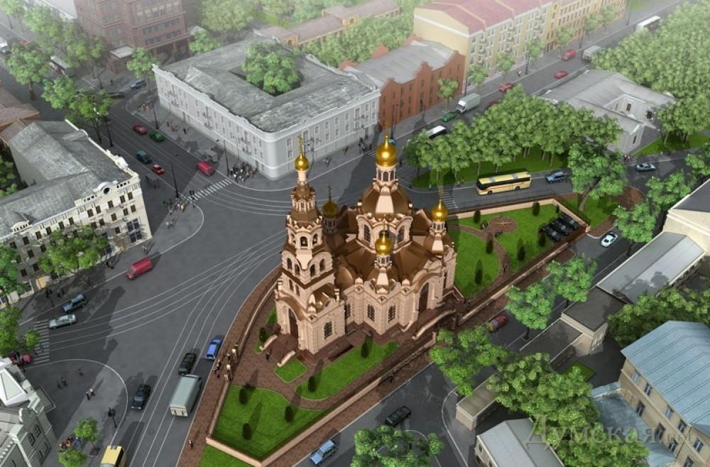 ВОдесской области ограбили три храма