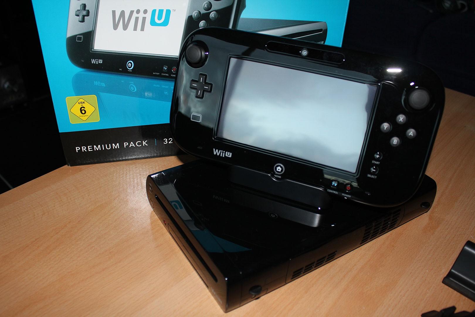 ВЯпонии прекращено производство консолей Wii Uкомпании Nintendo