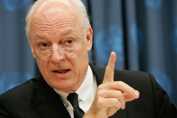 Переговоры поСирии под эгидой ООН отложены до20февраля