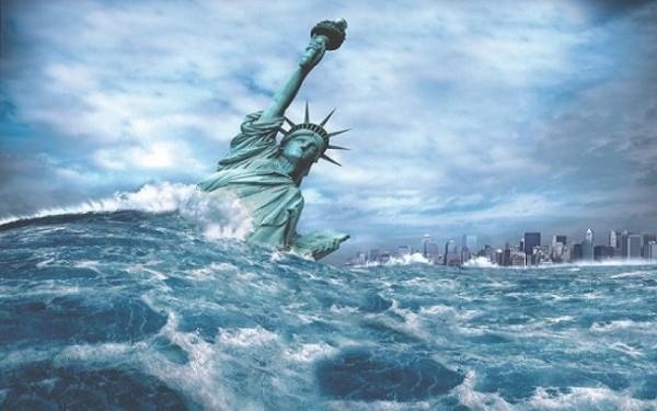 Видео модель цунами потрясла пользователей YouТube