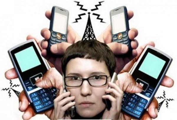 Ученые: Мобильные телефоны негативно влияют на восприятие информации