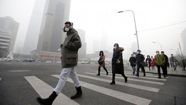 Учёные выяснили причину постоянного смога над Пекином