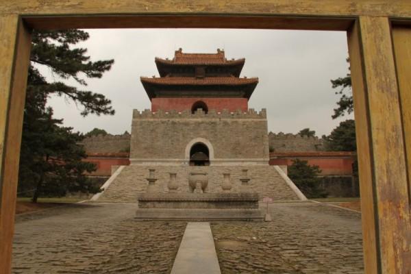 В Китае нашли гробницу династии Мин, возрастом около 350 лет