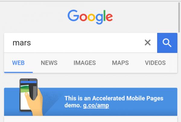 Компания Google запустила новую версию сайтов AMP Lite