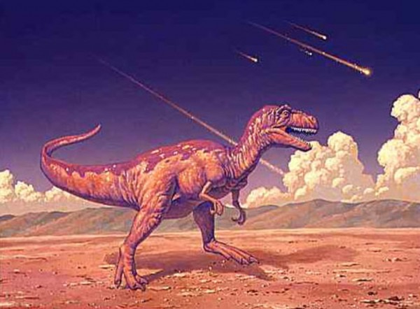 Цикл современной активности Солнца был ещё во время динозавров