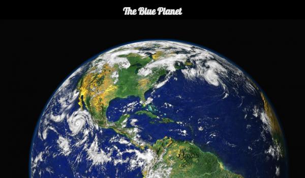 Ученые: Вода появилась позже формирования планеты