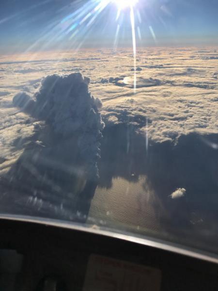 На Аляске второй день продолжается извержение вулкана Богослов