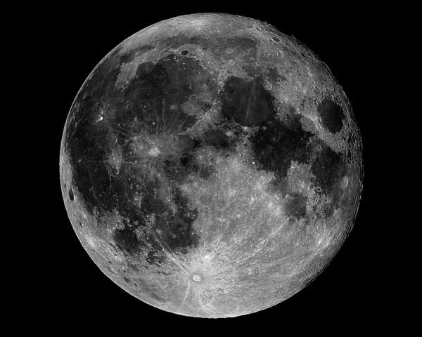 В сети обсуждается видео с древними постройками на Луне