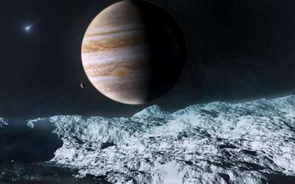 Астрономы: Европа надела водородную корону