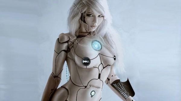 Порнозвезд скоро заменят на виртуальных роботов