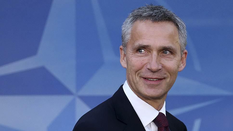 Генеральный секретарь НАТО призвалРФ воздействовать нанарушителей перемирия вУкраинском государстве