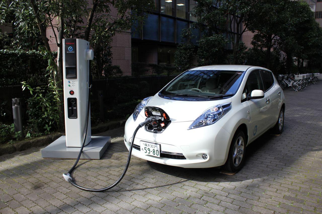 ВПерми появятся две заправки для электрокаров