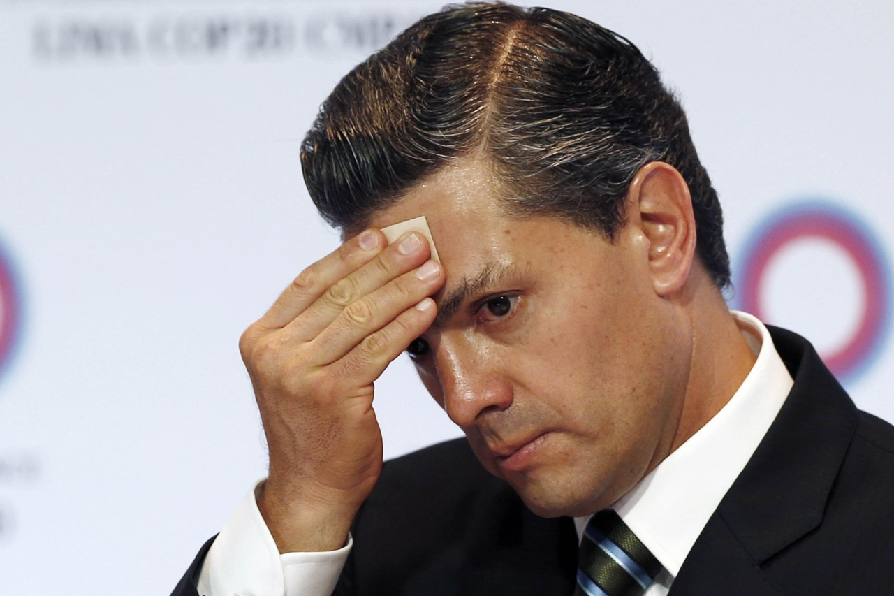 Трамп пригрозил направить войска вМексику