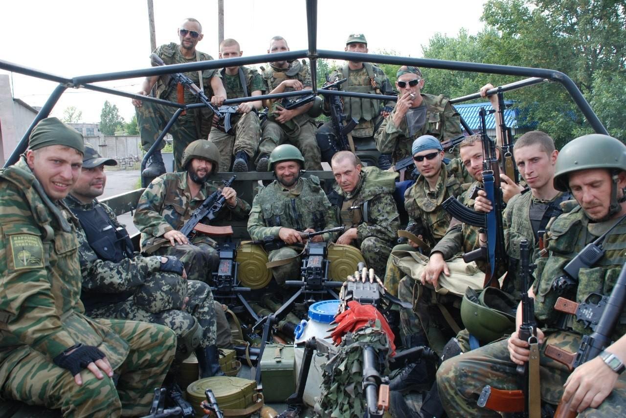 Украинские военные ведут обстрел окраин самопровозглашенной ДНР