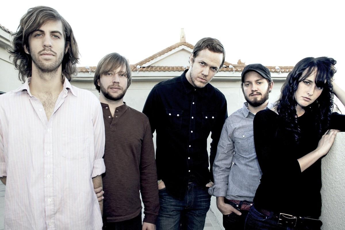 Штатская рок-группа Imagine Dragons даст в столицеРФ концерт 17июля