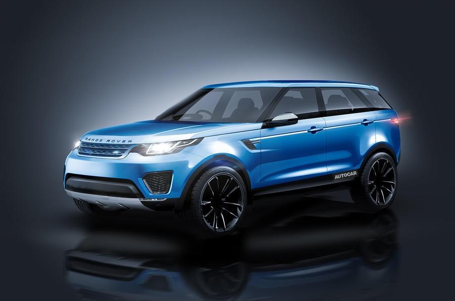 В сети уже появился анонс нового внедорожника Range Rover с названием Velar