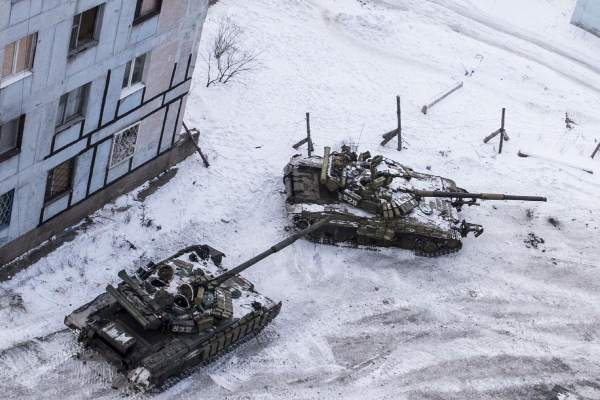 Минобороны Украины запретило журналистам находиться на передовой в Авдеевке