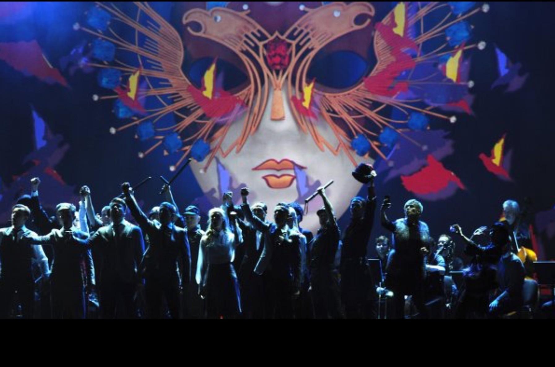 Театральный фестиваль «Золотая маска» впервый раз откроется не в столицеРФ