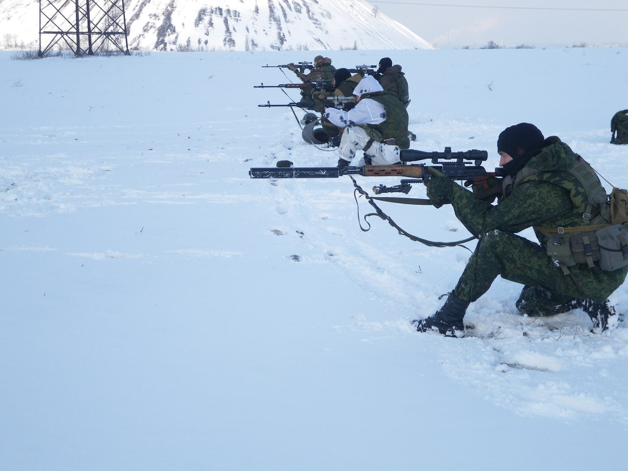 Песков: ВКремле несчитают боеприпасы ополченцев, однако полагаются, что иххватит